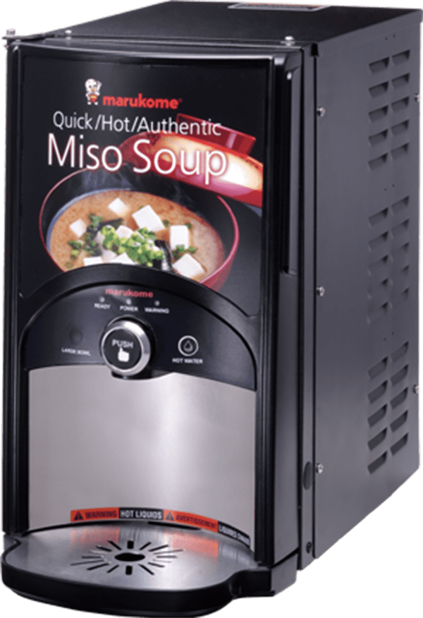 Miso Soup Dispenser