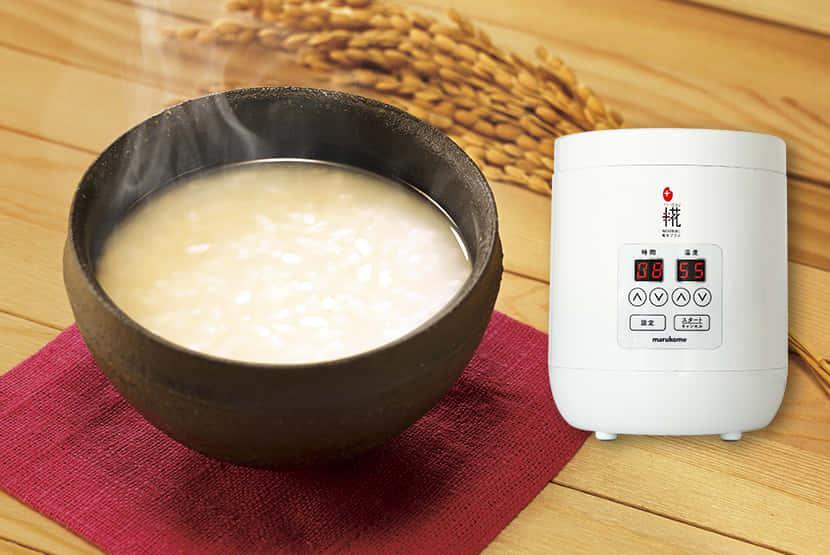 米 こうじ 甘酒 の 作り方