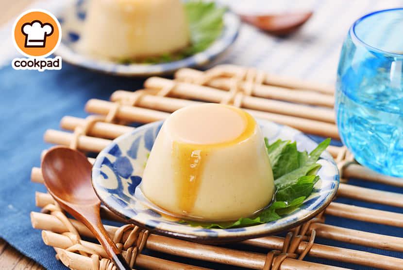 とろうま♪みそジーマミ豆腐