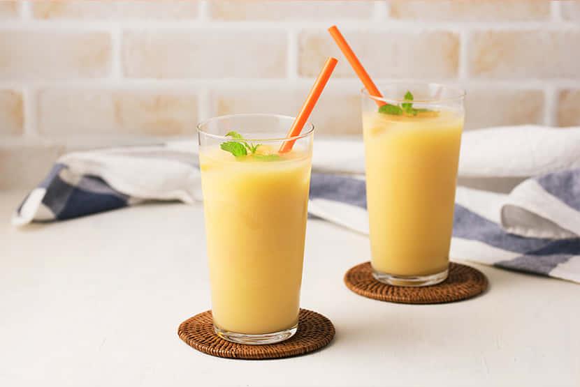 糀甘酒オレンジソーダ