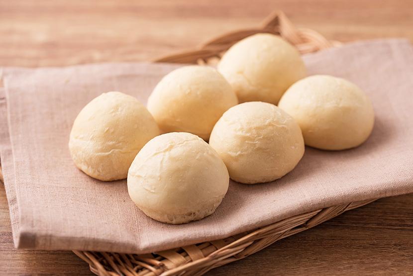 ふわふわ糀甘酒白パン