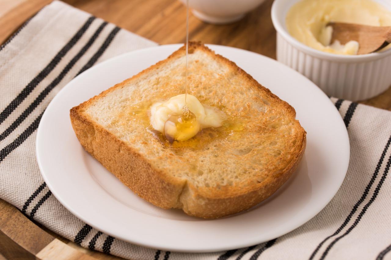 【手作り発酵バターアレンジ】はちみつ発酵バタートースト