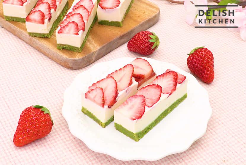 3色スティックレアチーズケーキ