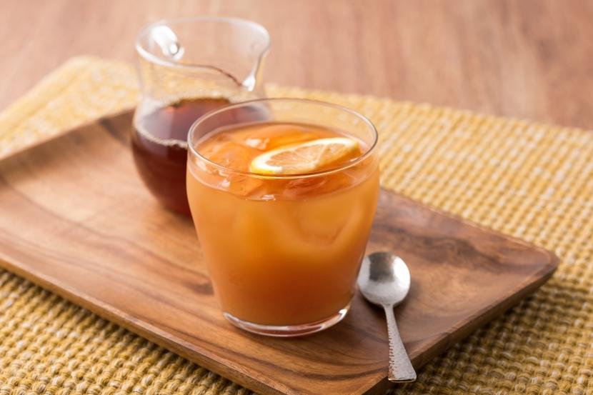 リラックスハイボール(糀甘酒紅茶ウイスキー)