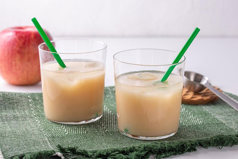 糀ビネガージュース(糀甘酒の素×りんご黒酢)