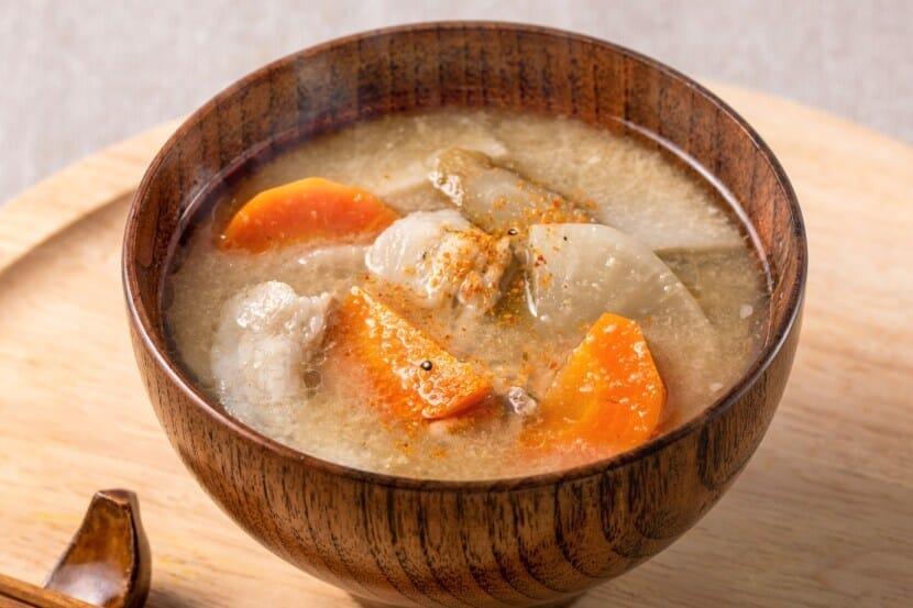 【下味冷凍】栄養たっぷり豚汁ミックス 豚汁