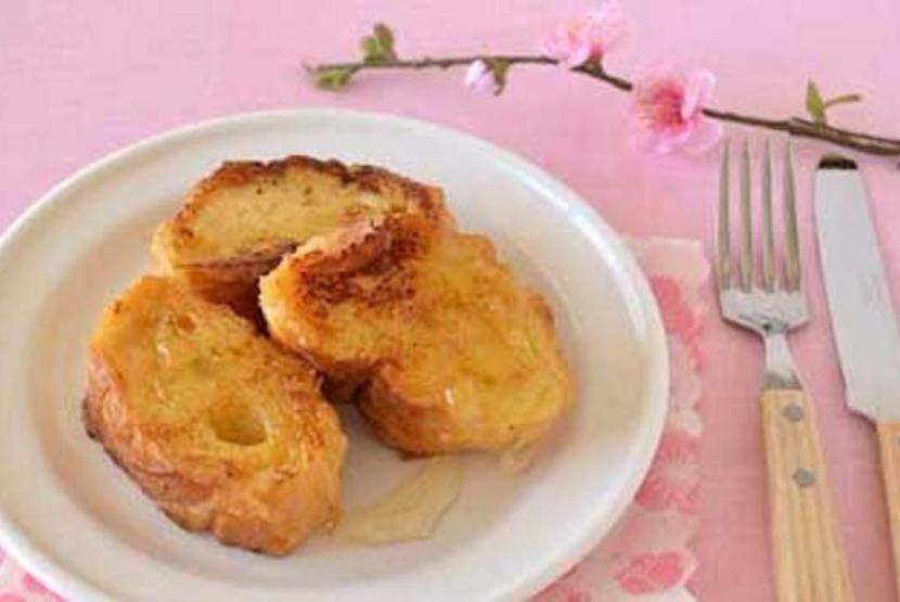 糀甘酒フレンチトースト