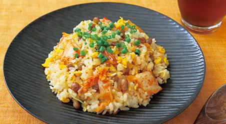 納豆 キムチ
