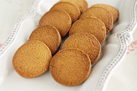 レシピ アイス ボックス クッキー