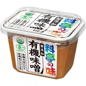 Ryotei No Aji Organic Additive-free Miso