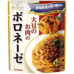 Daizu Labo Soy Meat Bolognese