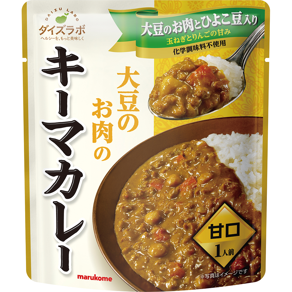 Daizu Labo Keema Curry - Sweet