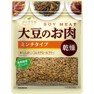 Daizu Labo Dried Soy Meat Minced