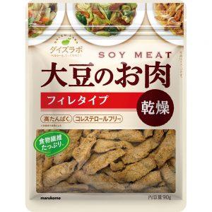 Daizu Labo Dried Soy Meat Filet
