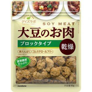 Daizu Labo Dried Soy Meat Block