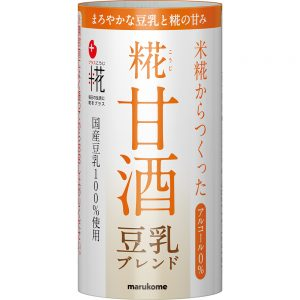 Koji Amazake Soymilk 125ml