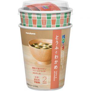 FD Cup Granulated Ryotei Miso Soup Tofu