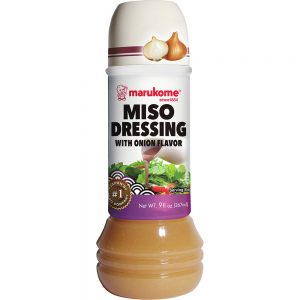 Miso Dressing Onion