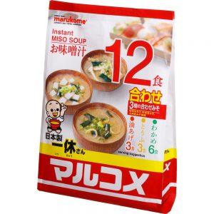 Ikkyu-San Miso Soup 12 Serving