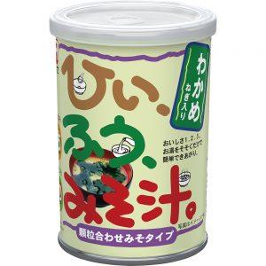 Kanesa Hi Fu Misoshiru Wakame Seaweed