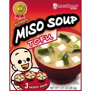 FD Miso Soup Tofu 3Serving