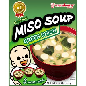 FD Miso Soup Green Onion 3Serving