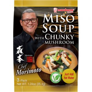 FD Morimoto Mushroom Miso Soup 3P