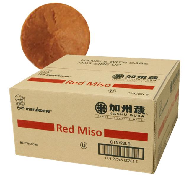 Kosher Certified Red Miso