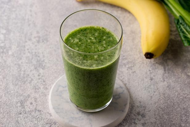 Amazake Banana Green Smoothie