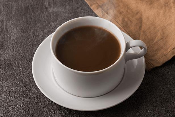 Amazake Hot Latte