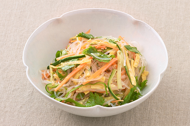 Vermicelli Salad with Shoyu-Koji