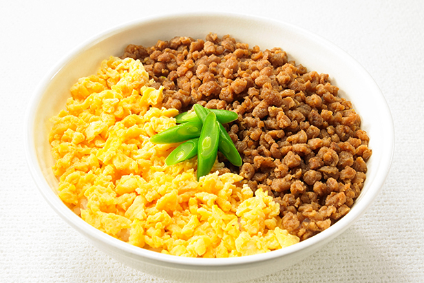 Minced Soy Meat Bowl