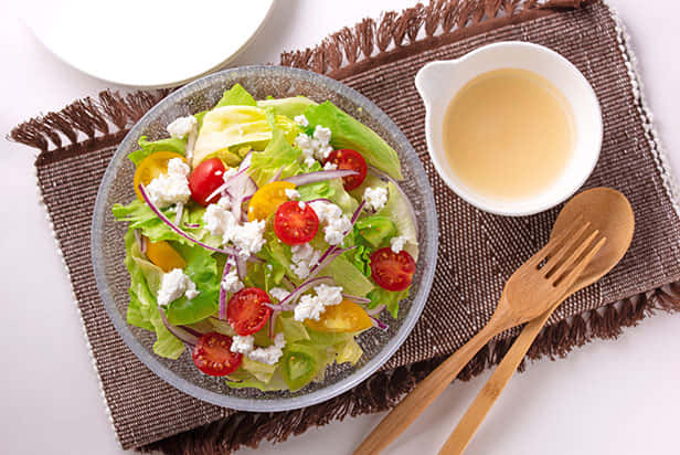 Koji Yogurt Vinegar Salad