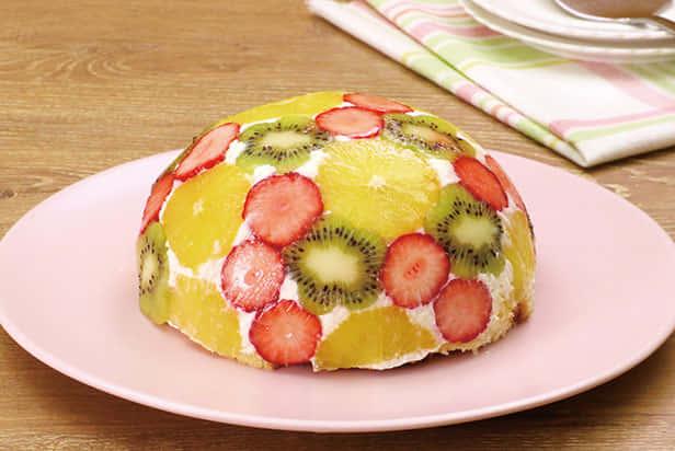 Koji Amazake Fruit Cake