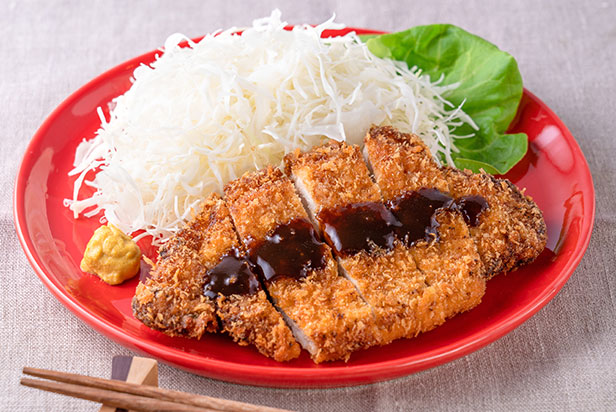 Pork Cutlet With Koji Amazake