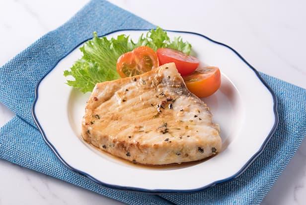 Marinated Marlin with Shio-Koji and Olive Oil