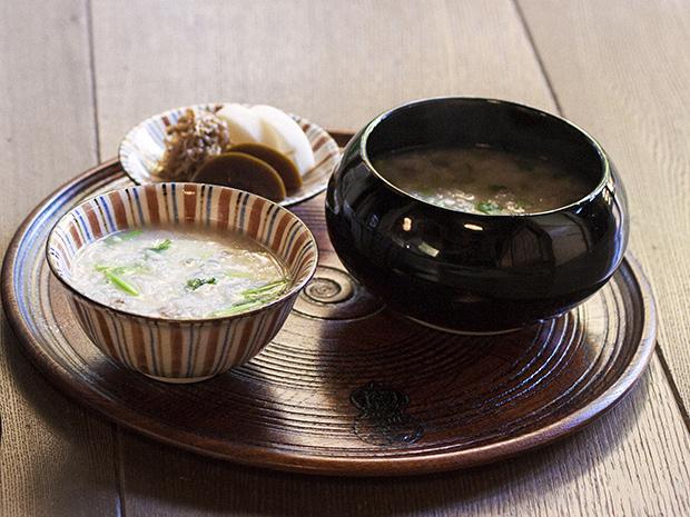 一日の始まりは朝がゆでほっこり。世界のVIPにも愛される日本伝統の味。-京都南禅寺湖畔-瓢亭-