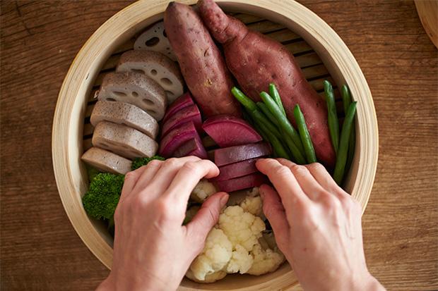 料理家スズキエミさんの、身体に優しい食習慣