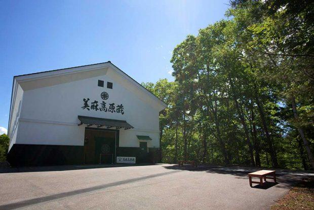 大自然が育む豊かな食文化を巡る@長野県・大町[前編]―マルコメの天然醸造味噌蔵「美麻高原蔵」へ