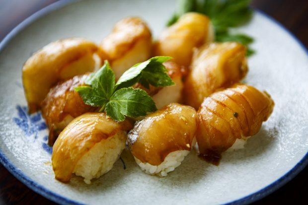 Vol.3 ルールはひとつ。ゆる~く、ピリリ。べっこう寿司