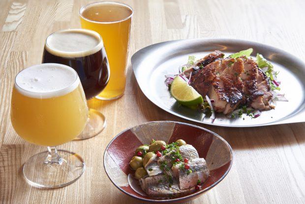 ブルワリーの出来立てビールに舌鼓!発酵レストラン「籠屋 たすく」