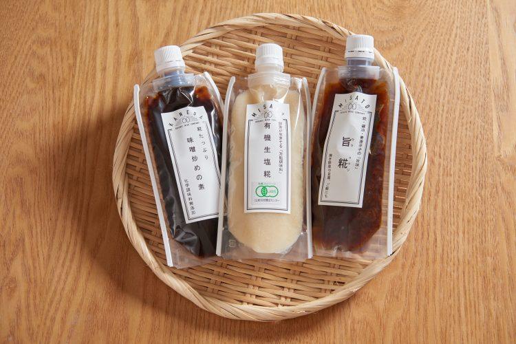 調味 料 発酵